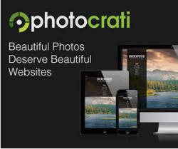 Photocrati Website themes