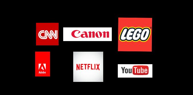red-logos-on-black